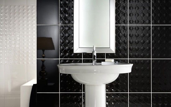 Красивые плиточные коллекции создадут уют в ванной комнате