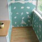 Как отделать балкон гипсокартонном