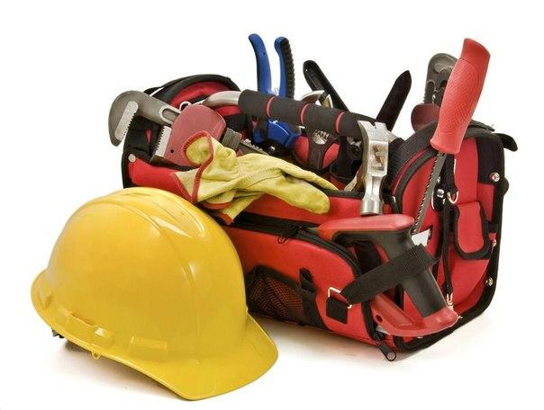 Для ремонта квартиры потребуется много инструментов