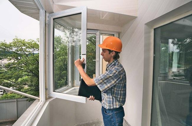 Установить пластиковое окно можно своими руками