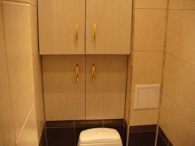 Шкаф для маскировки труб