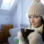 Ходить постоянно одетым в квартире — не дело, нужно утеплять стены