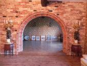 Кирпичная арка – отличное украшение любого интерьера