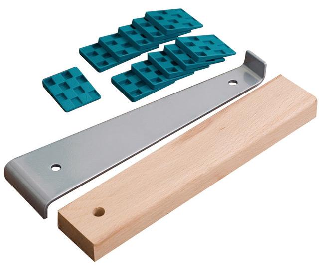 Для укладки ламината вам понадобятся специальные инструменты