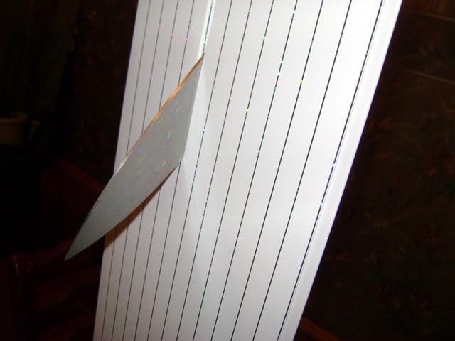 Выбор инструмента для резки зависит от плотности панелей