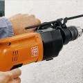 При проведении ремонтных работ часто возникает потребность просверлить отверстие в стене