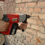 При выборе инструмента учитывайте объём ремонтных работ