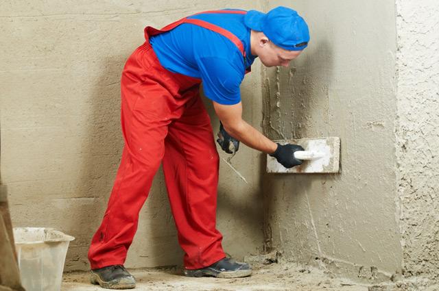 Выравнивание стены штукатуркой – метод проверенный временем