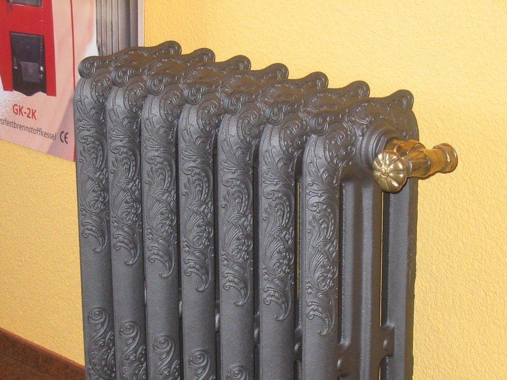Радиаторы из чугуна