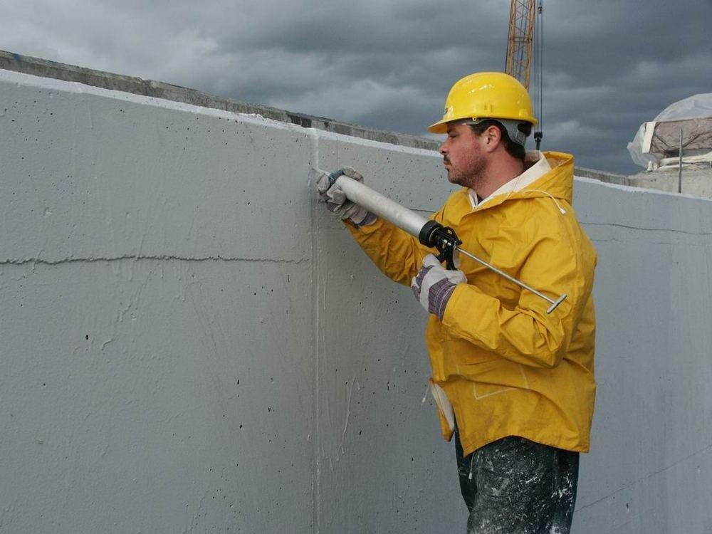 Устранение трещин и герметизация соединений