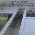 Двери, готовые ко вставке стекла