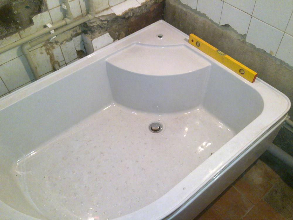 Ванная душевая своими руками