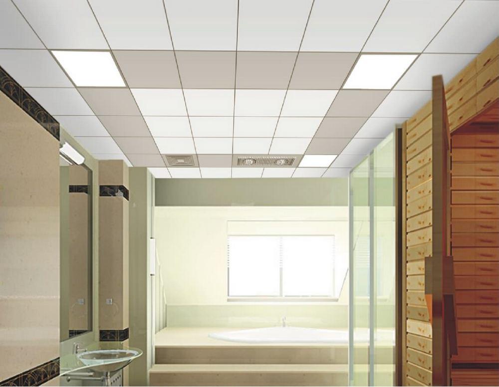 Как выбрать потолочную плитку