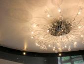 Красивая люстра для навесного потолка