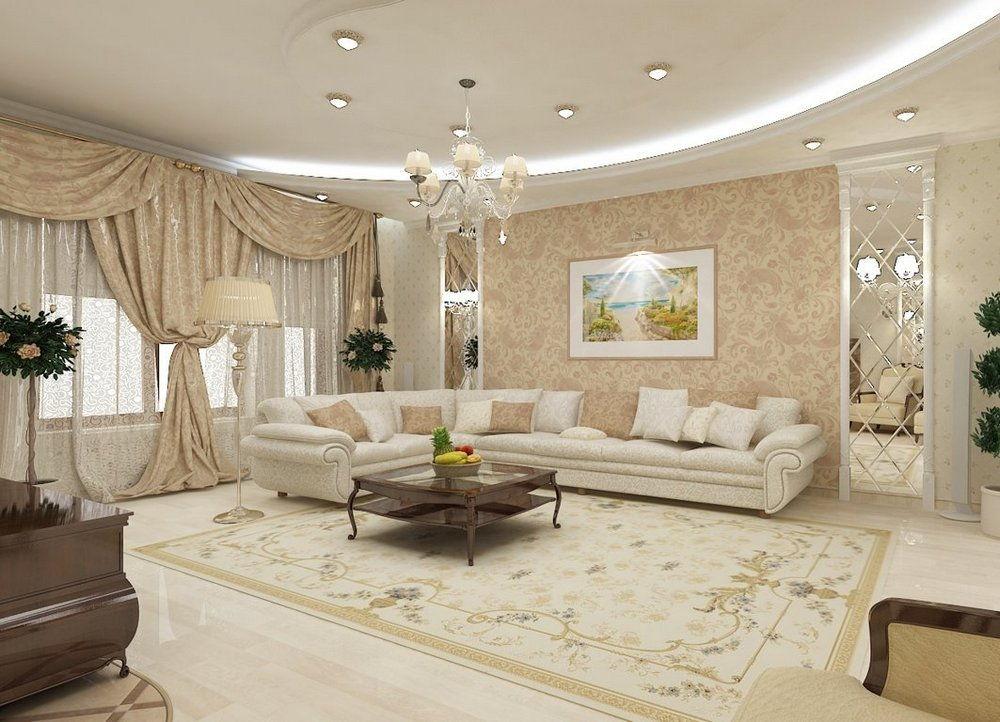 Классические интерьеры квартир фото 2015