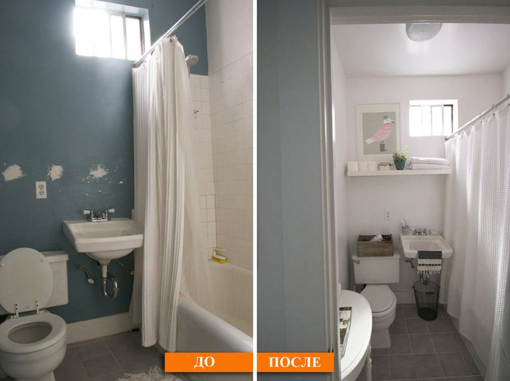 Bathroom renovations on a budget