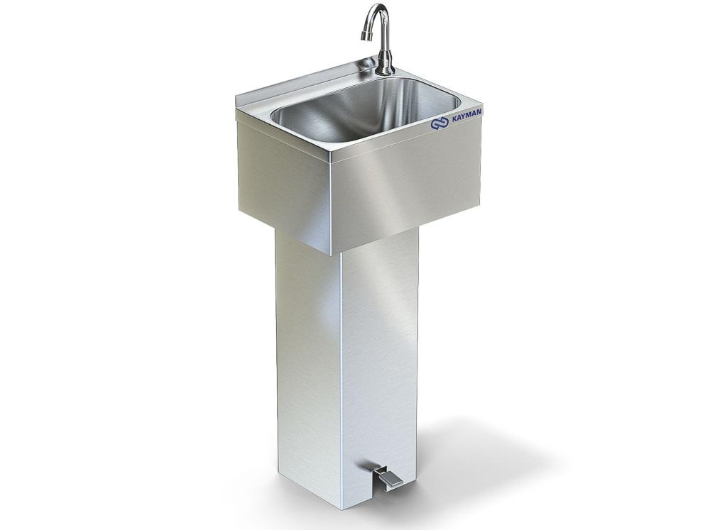 Небольшая раковина в ванную
