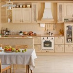 Окрашивание стен на кухне