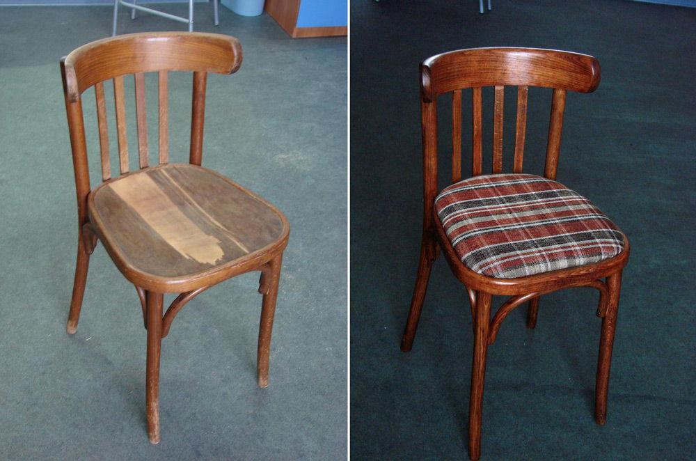 Как в домашних условиях реставрировать стулья