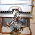 Фитиль газовой колонки