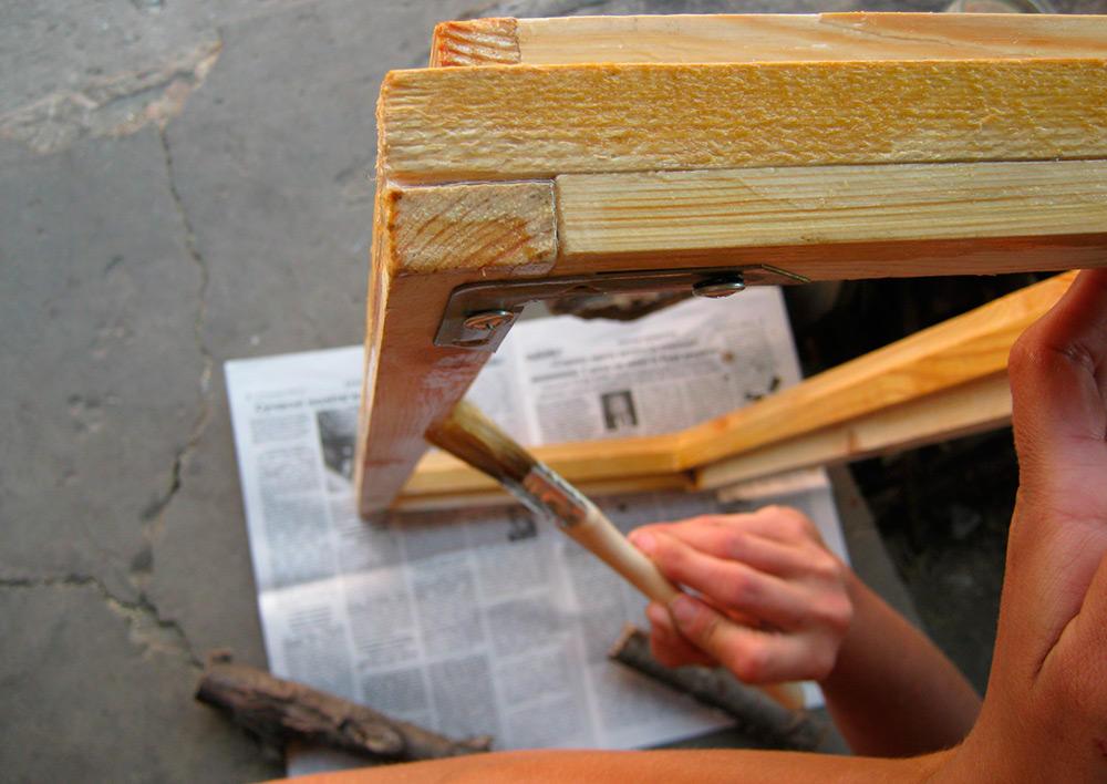 Ремонт деревянных окон со стеклопакетом своими руками 16