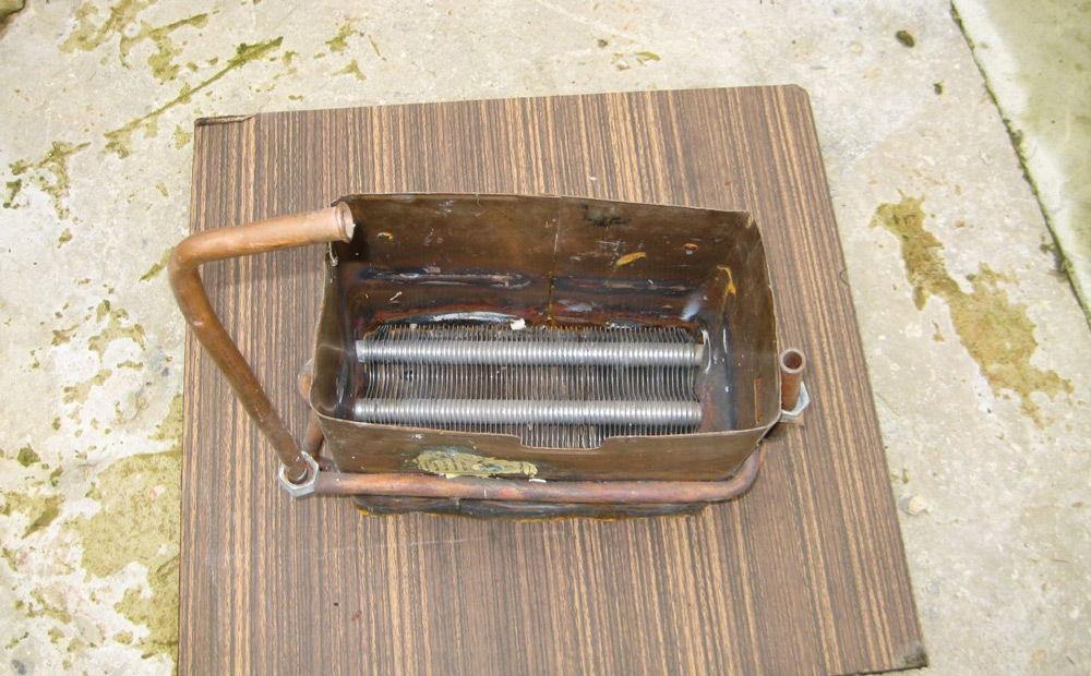 Залудить теплообменник газовой колонки как выбрать теплообменник пластинчатый