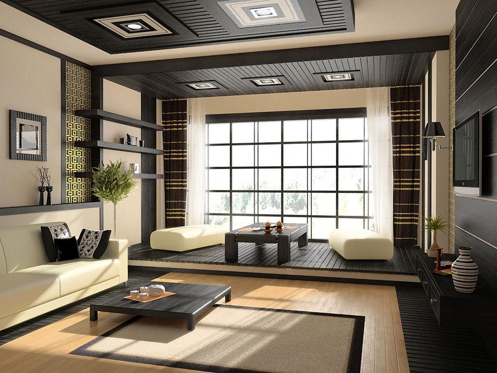 Комната в японском стиле