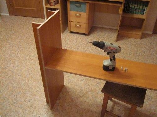 Сборка шкафа-купе