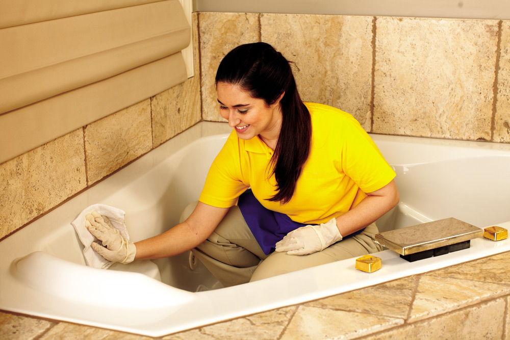 Как отбелить старую чугунную ванну в домашних условиях