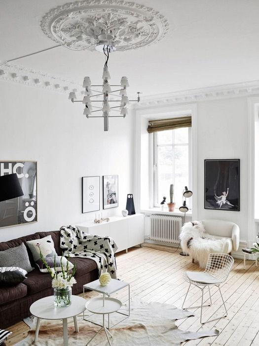 Скандинавский стиль в современноминтерьере
