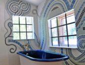 Узоры из мозаики