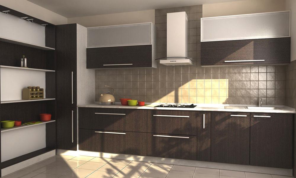 Дизайны кухонь в стиле модерн