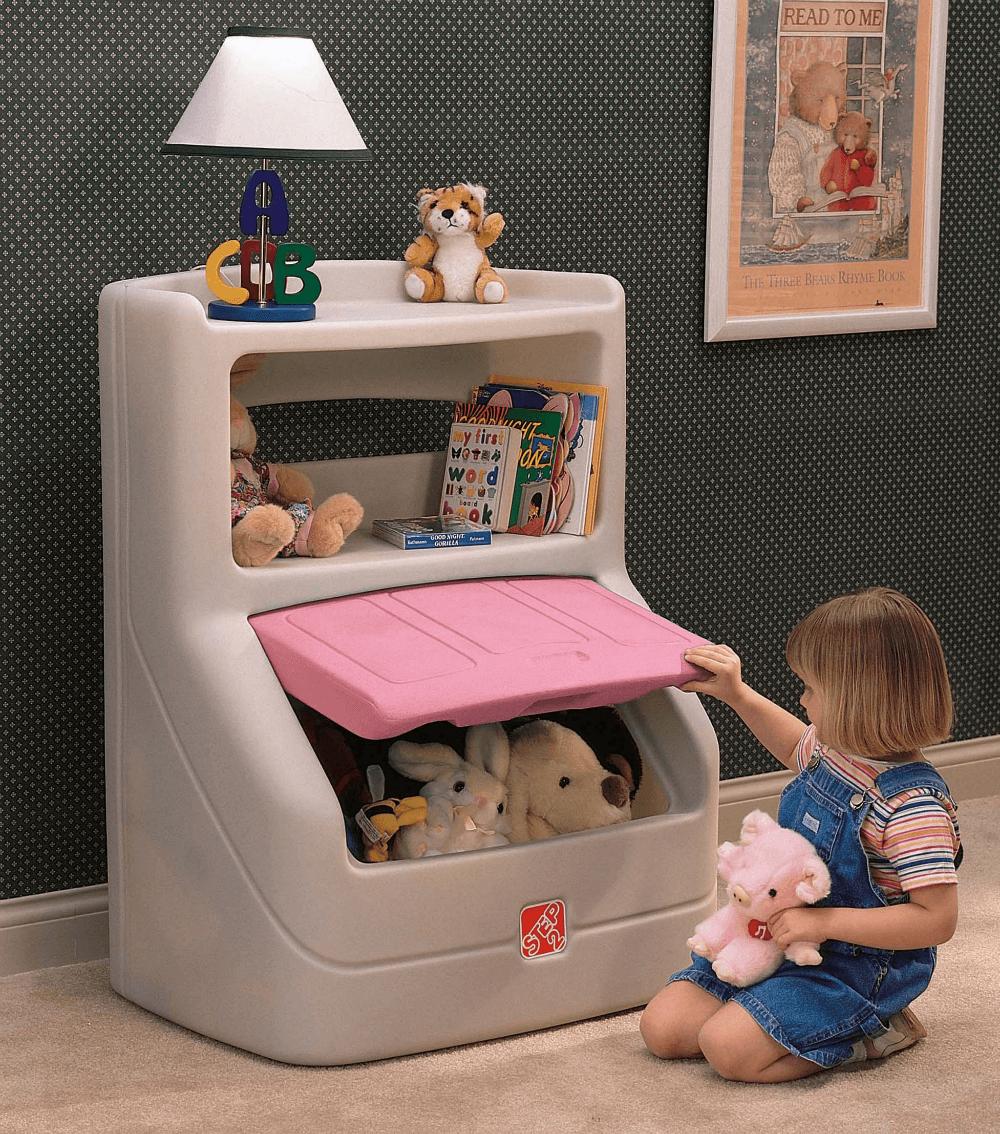Детский шкафчик для игрушек