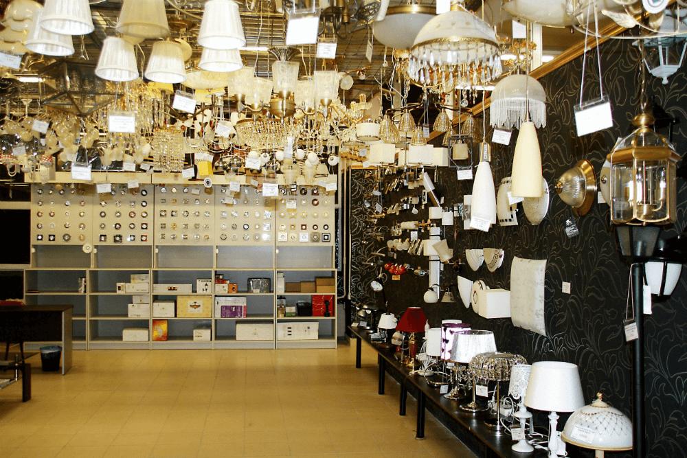Выбор люстры для кухни