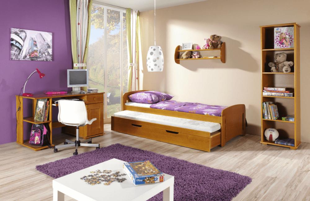 Кровать для ребенка с выезжающей частью что бы ребенок не выпал