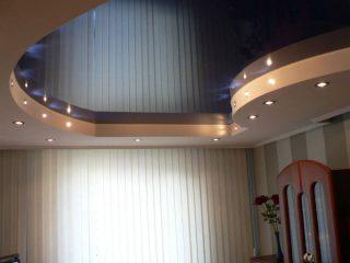 Подвесной потолок для квартиры