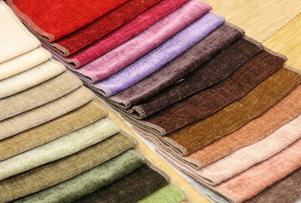 Ткань Шенилл для обивки