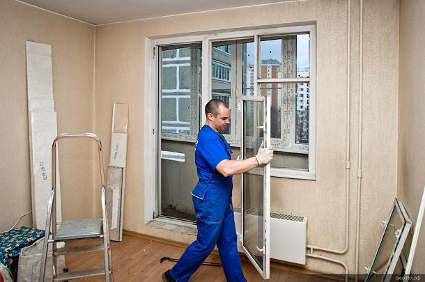 Новые окна подарят помещению больше света