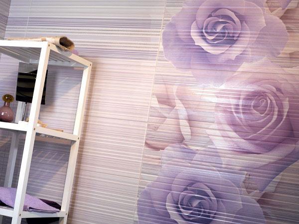 """Покупка лишней плитки - это только лишние расходы. Куда еще могут пригодиться эти """"цветы"""" из ванной?"""