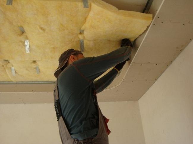 Минеральная вата для звукоизоляции стен и потолка