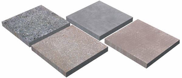 Бетонно-мозаичная плитка
