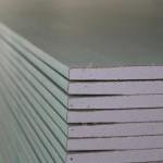 Гипсокартон можно использовать в качестве напольного покрытия