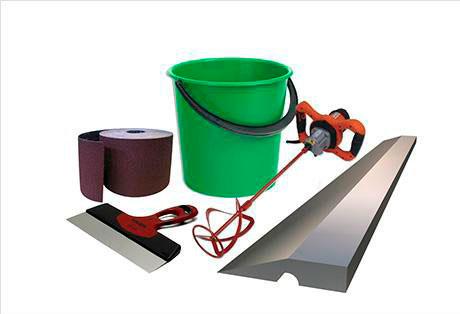 Инструменты для штукатурки углов
