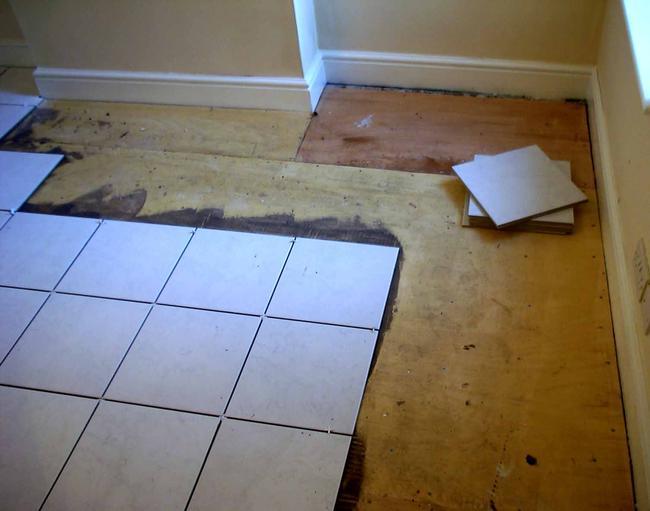 В некоторых случаях стяжка на деревянный пол не понадобится