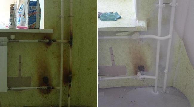 Перед покраской не забудьте о защите стен от случайных брызг
