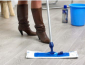 Мытьё полов – «рядовая» процедура