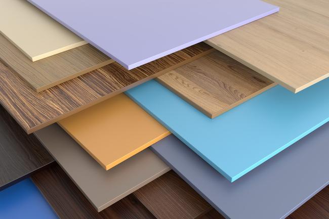 Пластиковые панели для стен обладают большим выбором расцветок