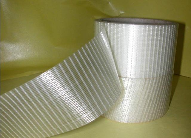 Стекловолоконная лента служит основой для нанесения шпатлёвки