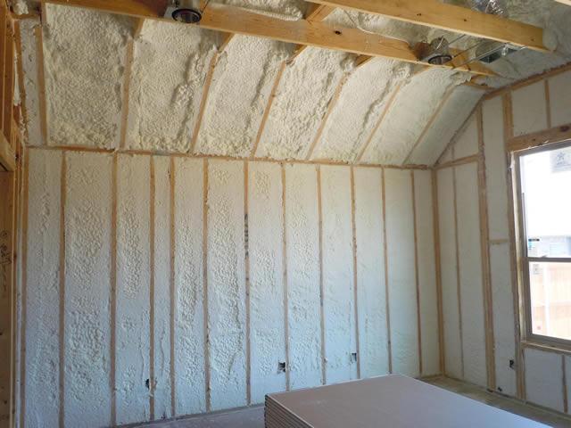 Утепление стен пенопластом изнутри грозит появлением плесени и грибка
