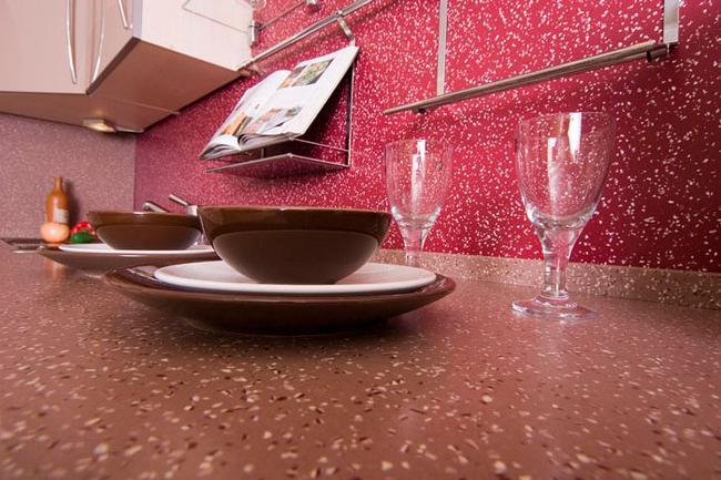 Стеновые панели помогут сделать вашу кухню более яркой